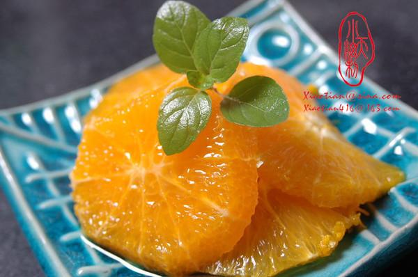 冰酒橙~的做法