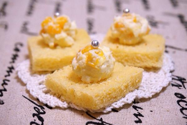 奶酪玉米夹心吐司——东菱DL-T12面包机试用报告的做法