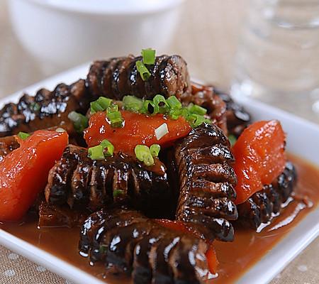 红烧鳝段的做法