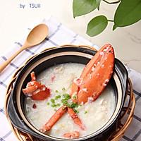 ·龙虾粥·鲜美养生粥 附详细的大龙虾分解方法的做法图解10