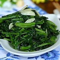 蒜香橄榄菜