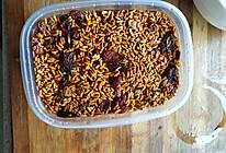 焦糖炒米的做法