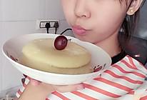 微波炉蛋糕的做法