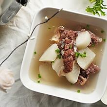 大寒-萝卜羊肉汤