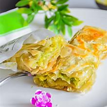 #美食视频挑战赛#5分钟搞定早餐小食:牛油果手抓饼