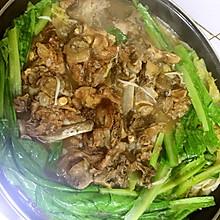 羊蝎子火锅