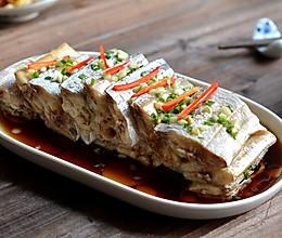 #精品菜谱挑战赛# 清蒸带鱼的做法