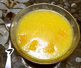 红薯棒茬粥的做法