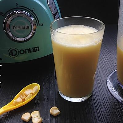 东菱水果豆浆机之香甜玉米汁