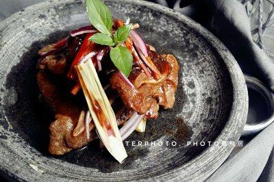 石锅香茅焗牛仔骨#每道菜都是时光机#