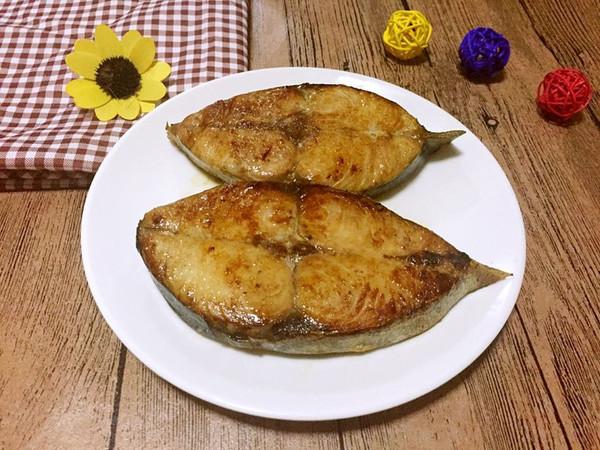 香煎马胶鱼的做法