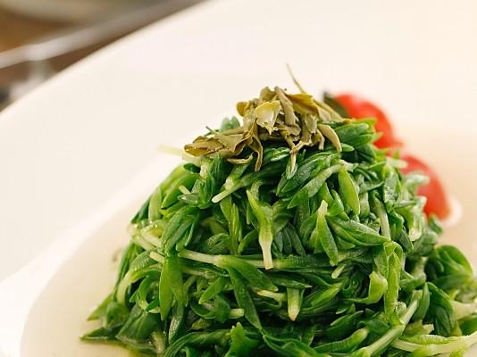 香茅冻顶乌龙珍珠菜的做法
