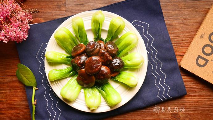 每天必吃-香菇青菜