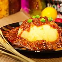 【微体】超简单却超美味!肉末土豆泥的做法图解14