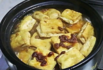 豆腐鲜虾煲的做法