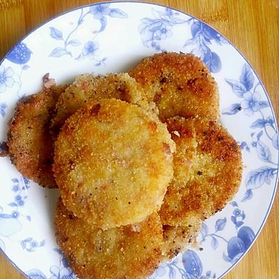 日式可乐饼→_→其实就是土豆饼