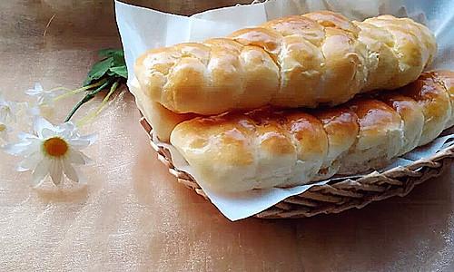 麻花辫面包#九阳烘焙剧场#的做法