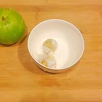 蛋黄烩豆腐的做法图解2