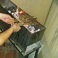 羊肉串、牛肉串的做法图解3
