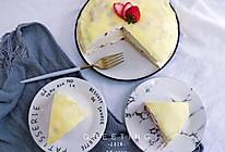 #憋在家里吃什么#草莓千层蛋糕的做法