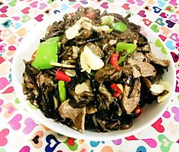 辣炒榛蘑的做法