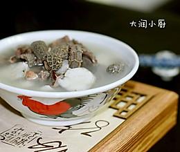 羊肚山药养胃汤的做法