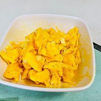 韭菜鸡蛋饼(韭菜炒蛋)二种做法的做法图解13