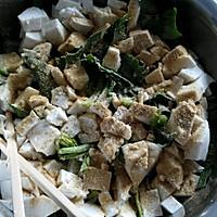 之菠菜豆腐盒子#利仁电饼铛试用#的做法图解4