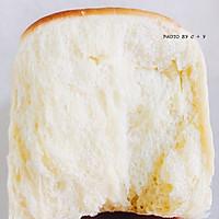 适合撕着吃的超松软牛奶吐司的做法图解14
