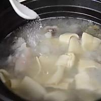 【熊宝饭堂】二十一回目:黄豆猪蹄汤的做法图解16