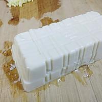 #快手又营养,我家的冬日必备菜品#咖喱真蟹黄豆腐的做法图解6