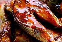 蒜蓉辣酱烧鲭鱼的做法