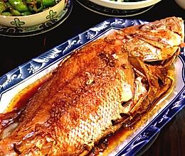 烧红鱼的做法