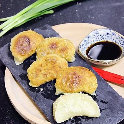 外焦里嫩的·手工煎饺·