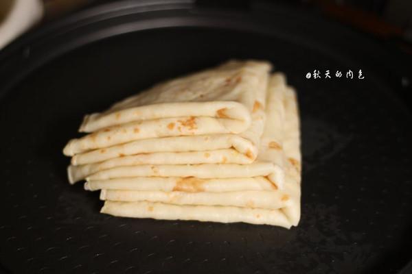 利仁电饼铛试用之煎饼的做法