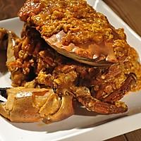 【变厨神】地道新加坡风味大餐 辣椒螃蟹的做法图解13