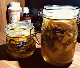 蜂蜜腌姜的做法