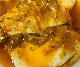 开胃五柳蛋的做法