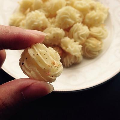 烤土豆花(零食)