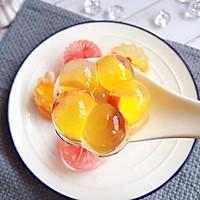 #童年不同样,美食有花样#自制水果果冻的做法图解1