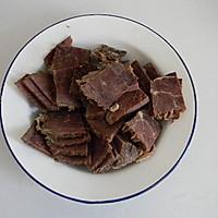 菁选酱油试用之——孜然洋葱炒牛肉的做法图解2