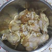 蒜香蜜汁面包糠烤鸡腿的做法图解2