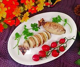 母亲节特辑肚子里有料的烤鱿鱼的做法