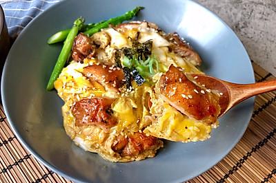 简易版日式亲子丼