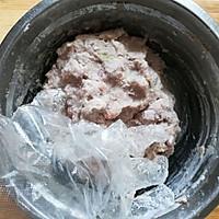 外酥里糯的芋头猪肉丸子(原创)的做法图解8