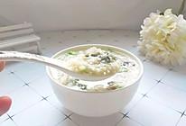 早餐必备10分钟搞定的简单营养瘦肉皮蛋粥的做法