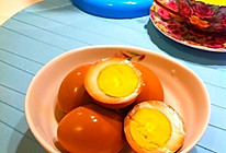 超级简单卤鸡蛋的做法