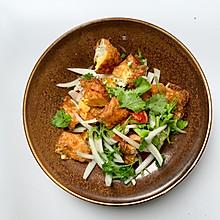 泰式鸡蛋沙拉---泰国菜系