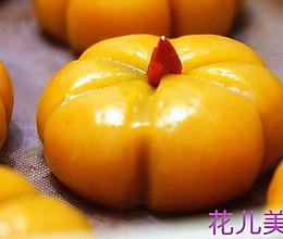 北京年夜饭必备之南瓜小饼的做法
