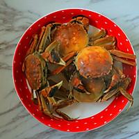 二味烤蟹的做法图解4